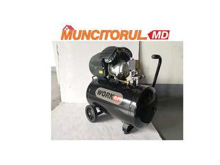 Compresor WORKer MV 100 L- 2 Cilindri- Professional