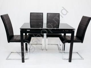 Set dp et-01 + dc-15 (black) în credit,livrare gratuită !