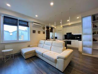 Apartament cu 2 camere+living! 84 m2! Euro reparație cu design individual!