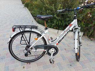 Bicicleta Bianchi spillo in stare foarte buna 170euro