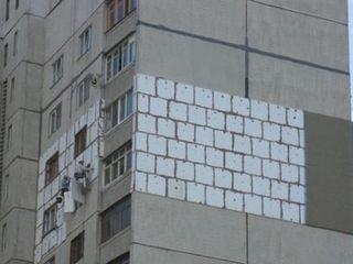 Утепление фасадных стен!