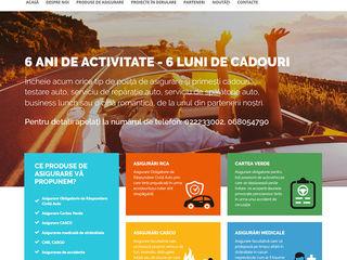 Creare Site Web, Landing Page, Magazin Online în Moldova