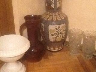 Часы старинные, каминные, навесные 2-х сторонние, картины холст, масло!