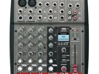 Mixer analogic Phonic AM 220P. livrare în toată Moldova,plata la primire