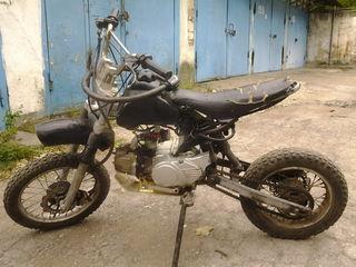 KTM Pit bike 125 cm3