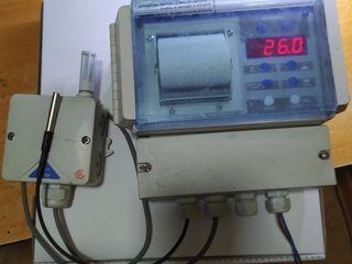 Термограф  Терморегистратор  Elliwel EWLP 120