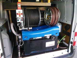 Чистка  канализации профессиональным оборудованием. видео диагностика чистка канализации квартdesfun