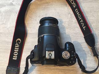Camera Canon EOS 500D Rebel T1i Kit din SUA Kамера Canon SUA