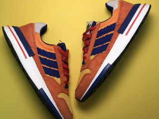 Adidas ZX 500 RM Brown & White Unisex