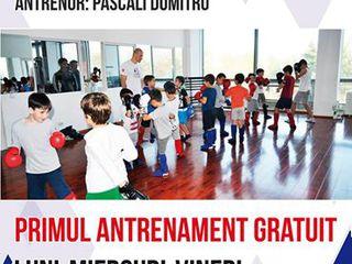 Kickboxing si MMA pentru copii