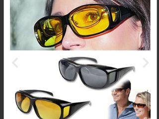 Антибликовые очки  водительские очки 2 по цене 1