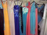Прокат вечерних платьев 300-1000 лей
