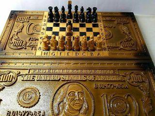 В наличие нарды резные шахматы*Сто Долларов*эксклюзив