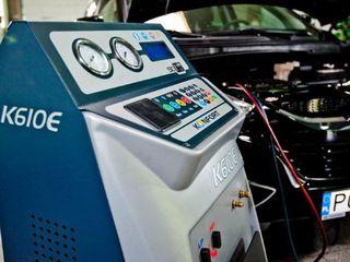 Автокондиционеры заправка pемонт ot 250 lei, alimentare conditioner auto cu freon