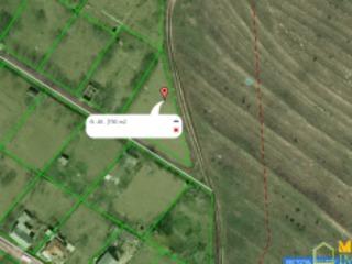 4 Terene pentru constructie 15 km de la Chisnau,