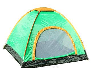 новая палатка доставка по городу 0 лей .   размер 200:200:135 см .  качество  очень хорошее.