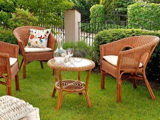Set de mobila de grădină All Home Kelek + STAR FR028, livrare gratuita