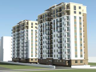 De vânzare apartament 3 dormitoare +living.Disponibil etaj 4, 9 și 10. Bloc nou!Diverse palnimetrii.