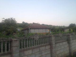 Spre vânzare casă amplasată în Dănceni. Teren 42 ari.