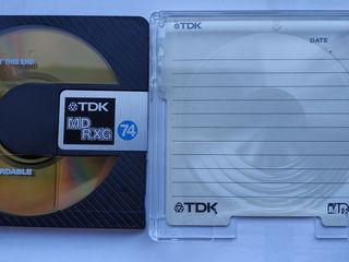 Mini Disc TDK RXG