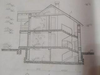 Casa Varianta Sura + 5 sote de Pamint la 2 km de Chisinau - Vind sau Schimb