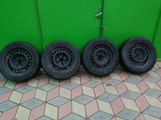205 55 16 Michelin  Discuri cu scaturi  VW skoda Mercedes audi.