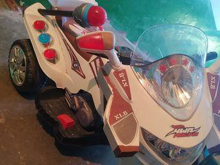 Vind motocicleta electrica