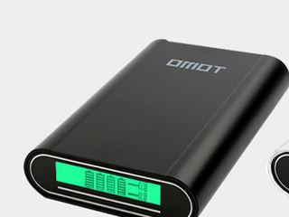 Аккумуляторы внешние, портативные зарядные устройствa, power bank.