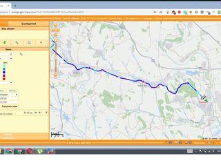 GPS tracker GT-02 A