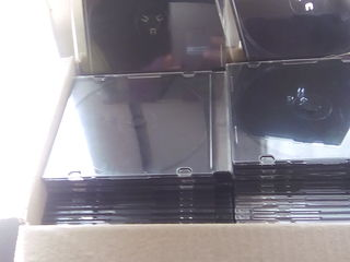 Коробки для СД дисков и видео кассеты