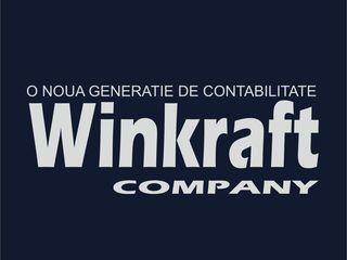Winkraft company oferă servicii de evidență contabilă.