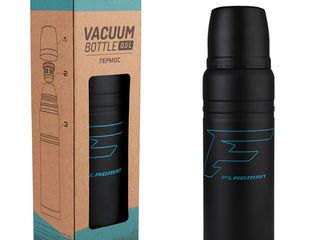 Вакуумные термосы и стильные термо-кружки с карабином Flagman Pro Series. Магазин. Доставка!