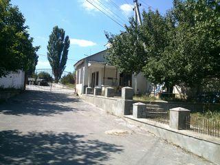 Banca vinde un complex industrial 3320 m2, 2 ha