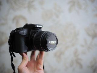 Canon 1000D kit (3500 de cadre)