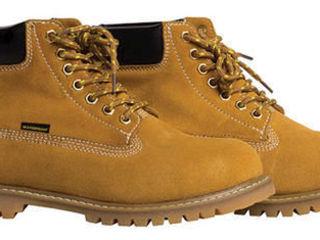 Кожанные ботинки Old Mill
