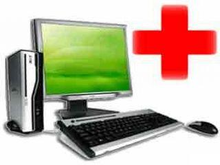 Установка windows + антивирус + программы! быстро и качественно!