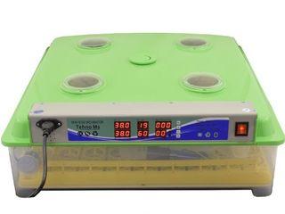 Инкубатор с автоматическим переворотом яиц MS-98/Incubator Automat la 98 oua/Livrare gratuita/2400 l