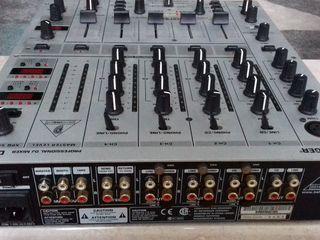 vind mixer behringer djx 700