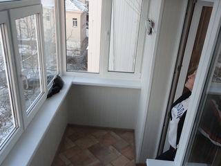 Остекление балкона пластиковыми окнами стеклопакеты для балкона
