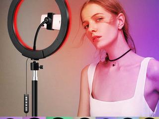 Для детей Tik-Tok лампа RGB 30см+подарок браслет антисептик/lampa pentru copii 30cmRGB+cadou bratara