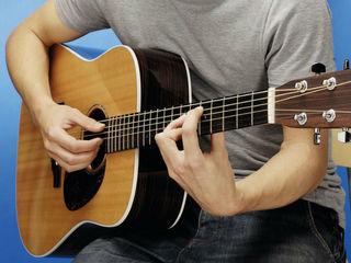 Уроки гитары, первый урок БЕСПЛАТНЫЙ!