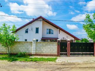 Direct de la proprietar! Casă 2 nivele! Aproape de Chișinău (10,7 km)! Aproape de șoseaua Poltava!