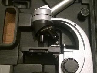Vand microscop nou