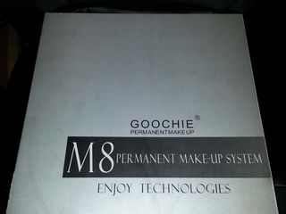 Goochie Permanent makeup M8-3  - Comfy Massage Pillow Beige