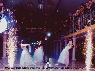 Dansul mirilor- первый танец молодожёнов!