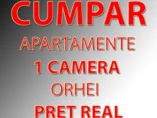 Cumpar apartament cu 1 camera Orhei sectorul Nordic