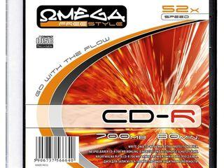 CD-R, CD-RW, DVD-R, файл-карманы для хранения дисков