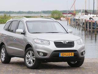 Hyundai Santa Fe 2007  piese!!!!