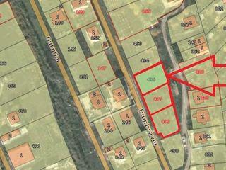 Lot de teren pentru construcții, 18 ari, Codru, str. Dumbravei!