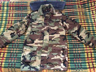 Продам военную зимнюю куртку